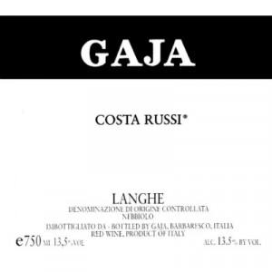Gaja Costa Russi 2013 (6x75cl)