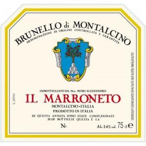 Il Marroneto Brunello di Montalcino 2013 (6x75cl)
