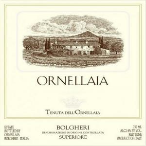 Ornellaia 2015 (6x75cl)