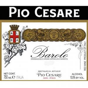 Pio Cesare Barolo 2013 (6x75cl)