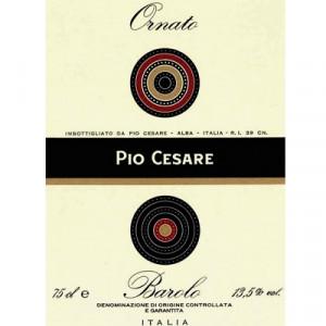 Pio Cesare Barolo Ornato 2016 (6x75cl)