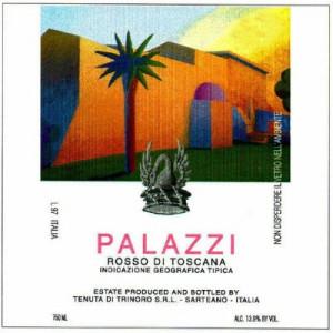 Tenuta di Trinoro Palazzi 2016 (6x75cl)