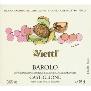 Vietti Barolo Castiglione 2016 (6x75cl)