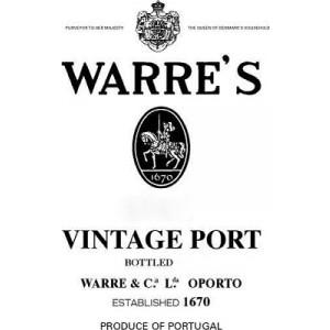Warre's 2016 (6x75cl)