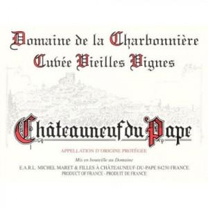 Domaine de la Charbonniere Chateauneuf-du-Pape VV 2016 (6x75cl)