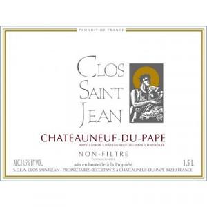 Clos Saint Jean Chateauneuf-du-Pape 2016 (12x75cl)