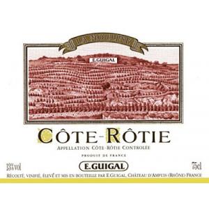 Guigal Cote-Rotie La Mouline 2015 (6x75cl)