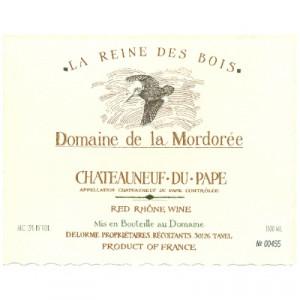 Domaine de la Mordoree Chateauneuf-du-Pape La Reine des Bois 2016 (6x75cl)