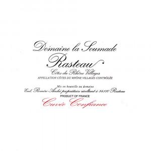 La Soumade Rasteau Cuvee Confiance 2017 (6x75cl)