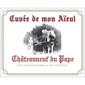Pierre Usseglio Chateauneuf-du-Pape Mon Aieul 2016 (6x75cl)
