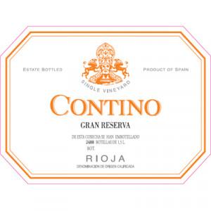 CVNE Contino Rioja Gran Reserva 2010 (3x150cl)