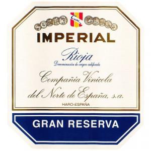 CVNE Imperial Rioja Gran Reserva 2014 (6x75cl)