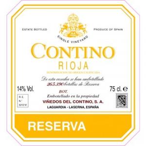 CVNE Contino Rioja Reserva 2016 (6x75cl)