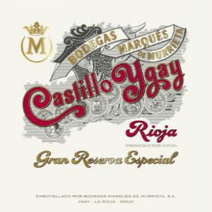 Marques de Murrieta Castillo Ygay Gran Reserva Especial 2010 (6x75cl)