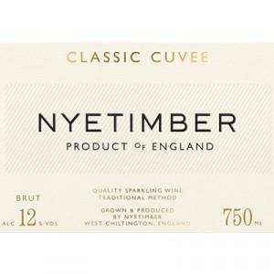 Nyetimber Classic Cuvee NV (6x75cl)