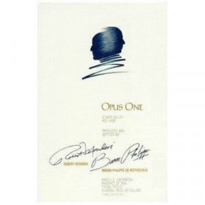 Opus One 2013 (3x150cl)