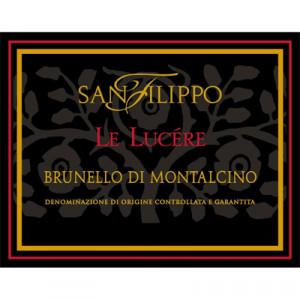 San Filippo Brunello di Montalcino Lucere 2015 (6x75cl)