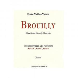 Jean Claude Lapalu Brouilly VV 2016 (6x75cl)