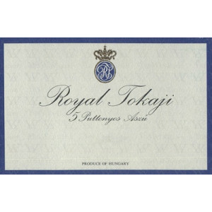 Royal Tokaji Blue Label 5 Puttonyos 2016 (6x50cl)
