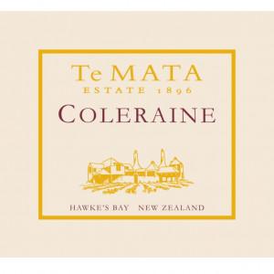Te Mata Coleraine 2016 (6x75cl)