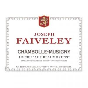 Faiveley Chambolle-Musigny 1er Cru Aux Beaux Bruns 2015 (6x75cl)