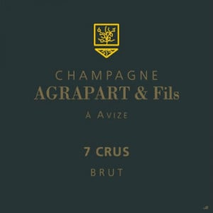 Agrapart Les 7 Crus Brut NV (6x75cl)