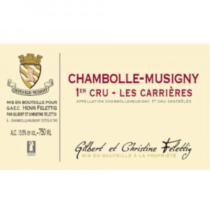 Felettig Chambolle-Musigny 1er Cru Les Carrieres 2016 (6x75cl)
