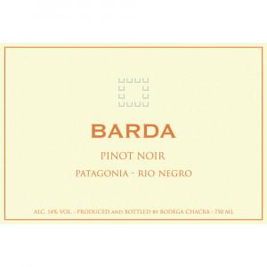Chacra Barda Pinot Noir 2020 (12x75cl)
