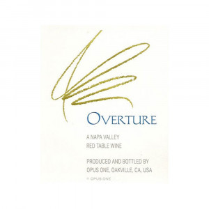 Opus One Overture 2020 (6x75cl)