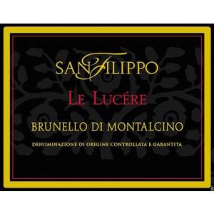San Filippo Brunello di Montalcino Le Lucere Riserva 2015 (6x75cl)