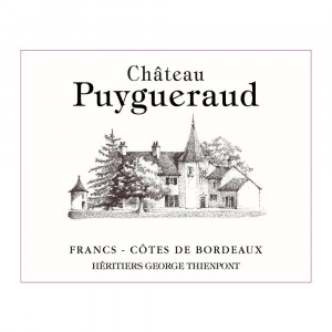 Puygueraud Blanc 2017 (6x75cl)