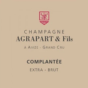 Agrapart Complantee Extra Brut Grand Cru NV (6x75cl)
