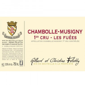 Felettig Chambolle-Musigny 1er Cru Les Fuées 2016 (6x75cl)