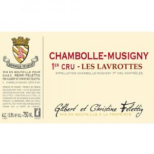 Felettig Chambolle-Musigny 1er Cru Les Lavrottes 2017 (6x75cl)