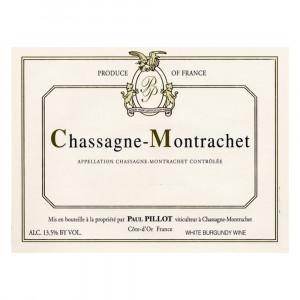 Paul Pillot Chassagne-Montrachet 2016 (6x75cl)