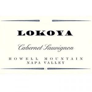 Lokoya Howell Mountain Cabernet Sauvignon 2015 (3x75cl)