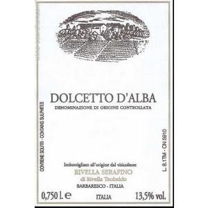 Rivella Serafino Dolcetto d'Alba 2014 (12x75cl)