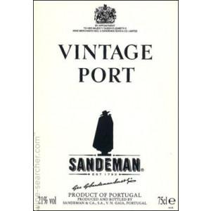 Sandeman Vintage Port 2016 (6x75cl)