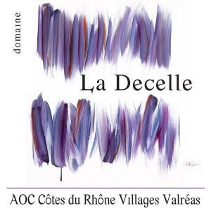 La Decelle Cotes du Rhone Villages Valreas 2017 (6x75cl)