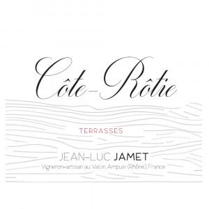 Jean Luc Jamet Cote Rotie Terrasses 2015 (6x75cl)