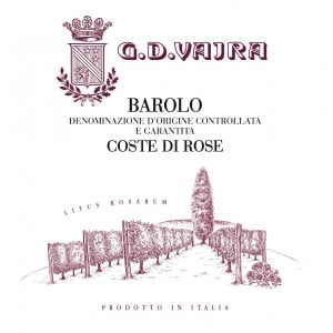GD Vajra Barolo Coste Di Rose 2016 (6x75cl)