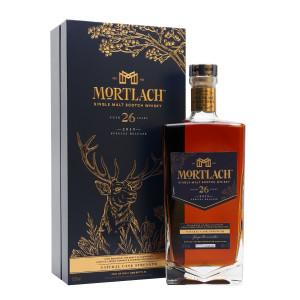 Mortlach Speyside Single Malt 26YO Special Release 2019 (1x70cl)