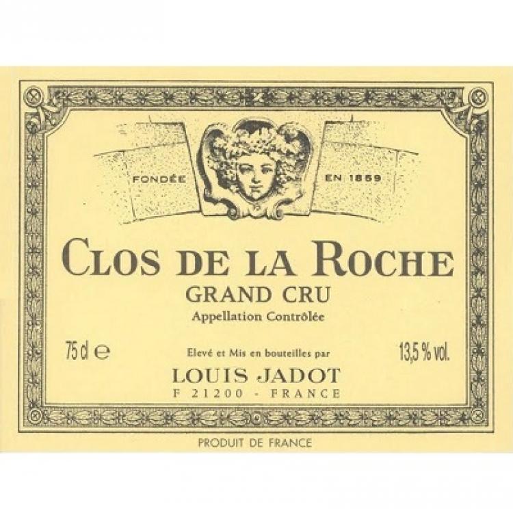 (Maison) Louis Jadot Clos-de-la-Roche Grand Cru 2009 (6x75cl)
