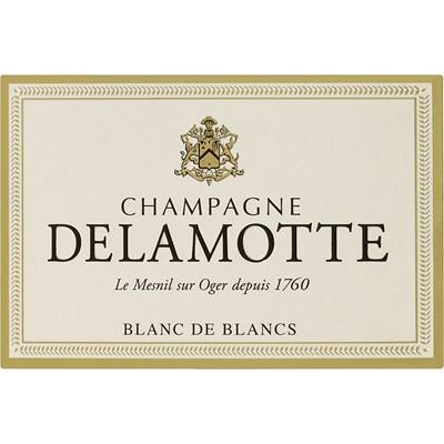 Delamotte Blanc de Blancs Brut 2008 (6x75cl)