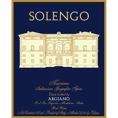 Argiano Solengo 2015 (6x75cl)