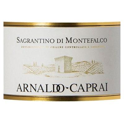 Arnaldo Caprai Montefalco Sagrantino 2010 (6x75cl)