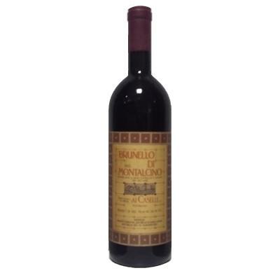 Ai Caselli Brunello di Montalcino 1985 (1x75cl)