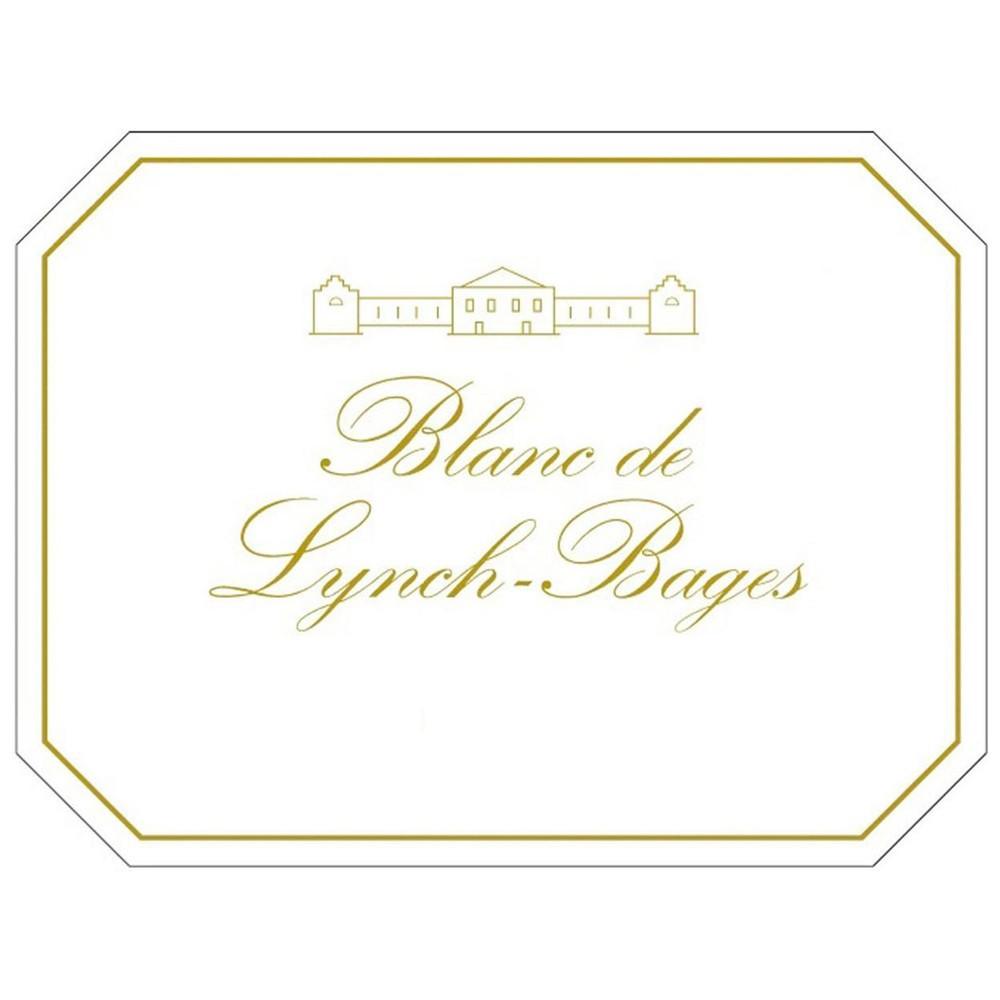 Blanc de Lynch Bages 2019 (6x75cl)
