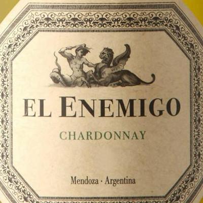 El Enemigo Chardonnay 2016 (6x75cl)