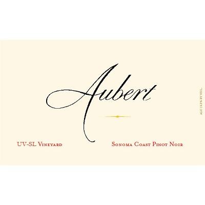 Aubert UV SL Vineyard Pinot Noir 2013 (12x75cl)
